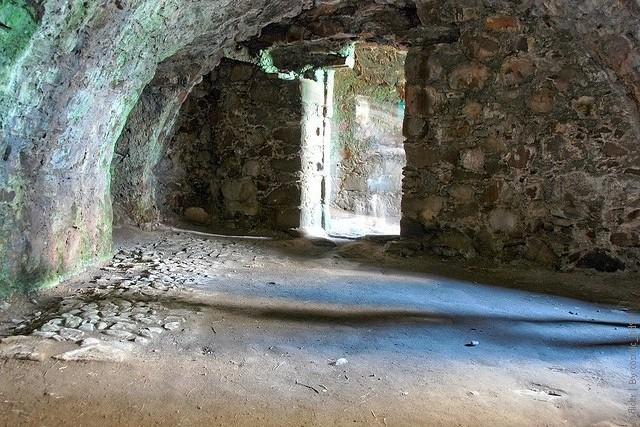 Замок Данноттар 15