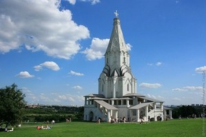 Церковь Вознесения в Коломенском