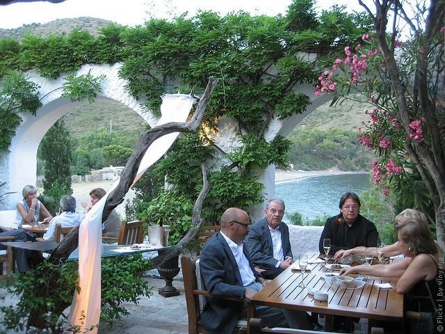 Ресторан El Bulli 16