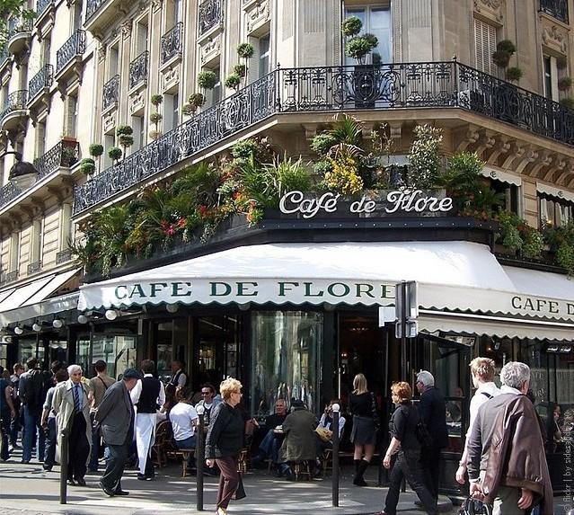 Кафе де Флор 10