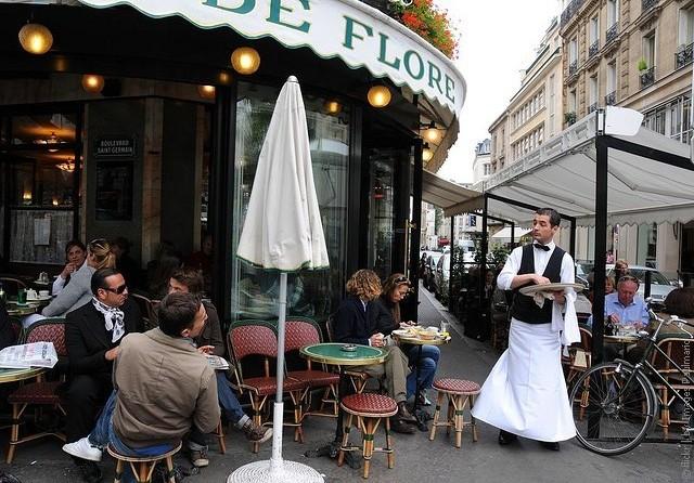 Кафе де Флор 12