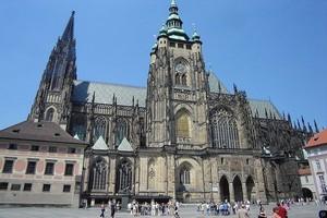 Собор Святого Вита, Прага, Чехия.