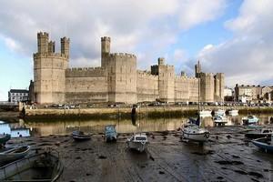 Замок Карнарвон, Уэльс