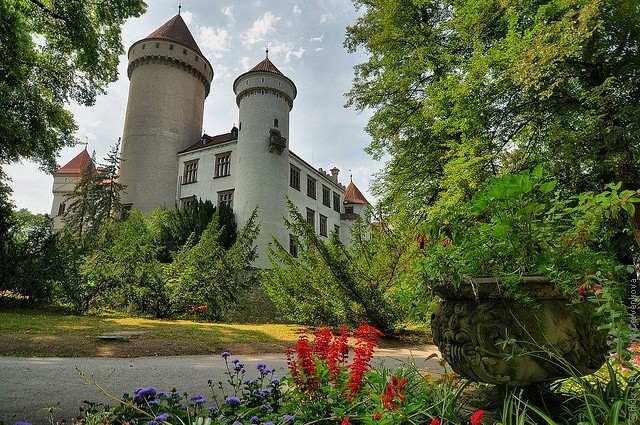 Замок Конопиште 04