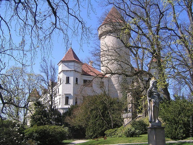 Замок Конопиште 05