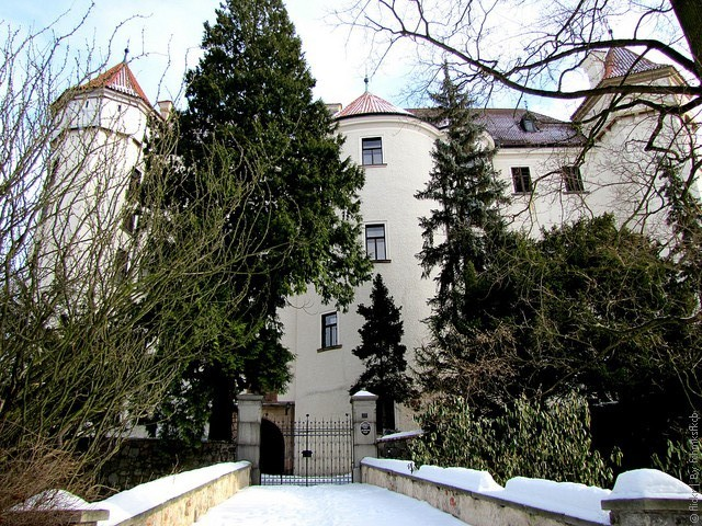 Замок Конопиште 14