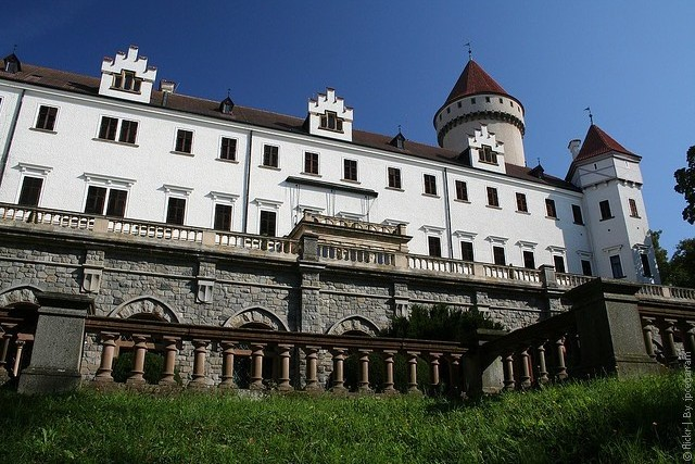 Замок Конопиште 18