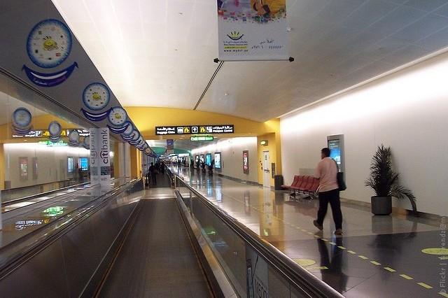 аэропорт Дубай  Аль Мактум