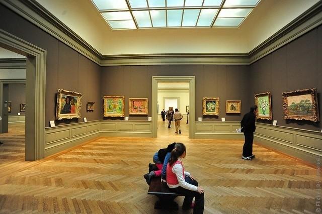 Метрополитен-музей Нью-Йорк
