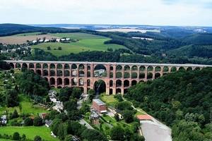 Мост Гёльчтальбрюкке, Германия.