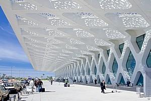 Аэропорт Марракеш Менара, Марокко.