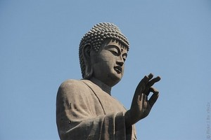 Cтатуя Будды Усику Дайбуцу