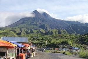Вулкан Мерапи, остров Ява