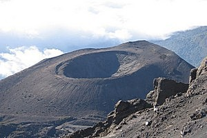 Вулкан Меру, Танзания