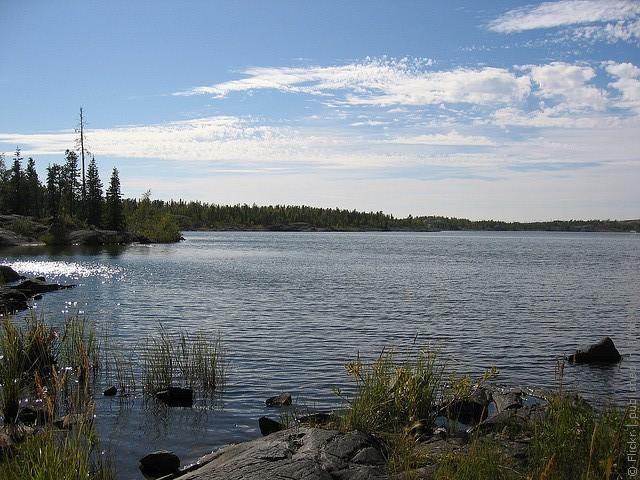 Большое Невольничье озеро 01
