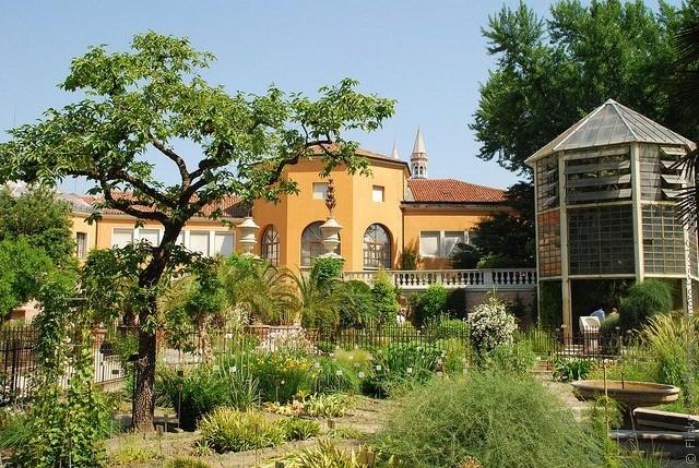Ботанический сад в Падуе 02
