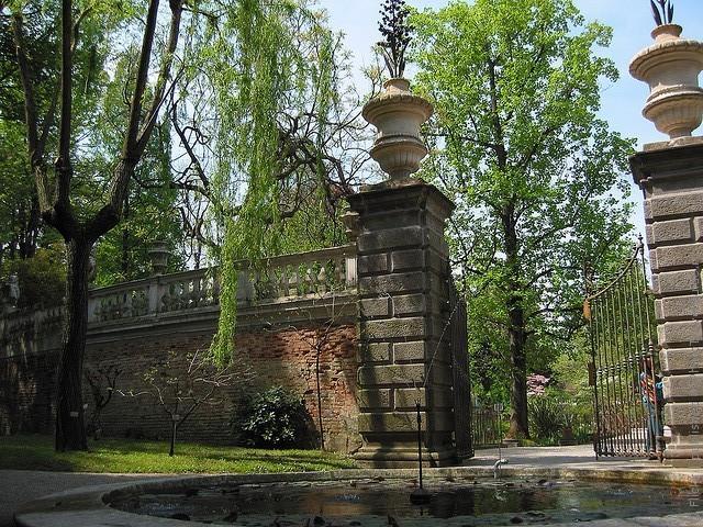 Ботанический сад в Падуе 03