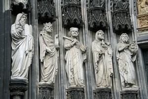 Кёльнский собор, Кёльн, Германия.