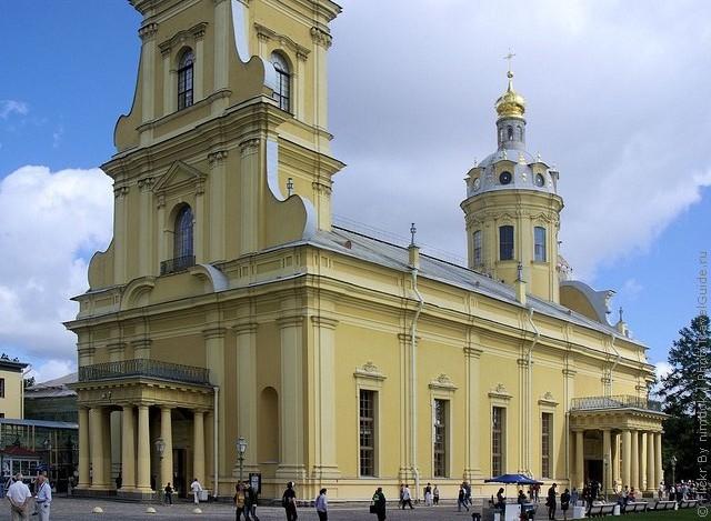 Петропавловский собор фото 03