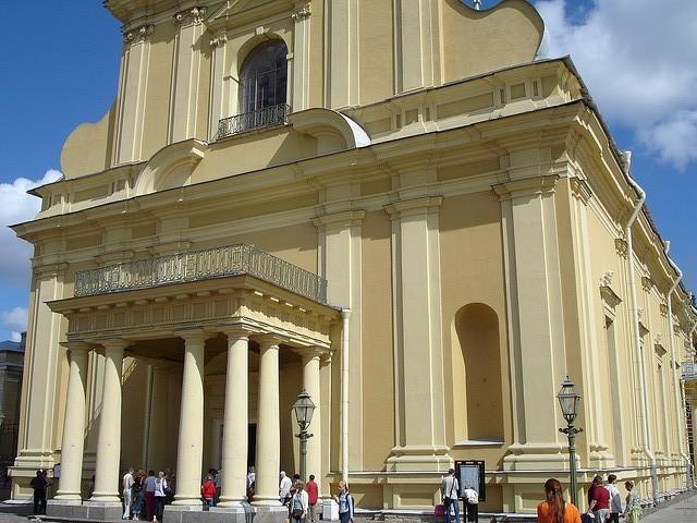 Петропавловский собор фото 04