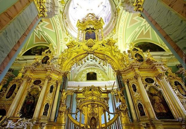 Петропавловский собор фото 05