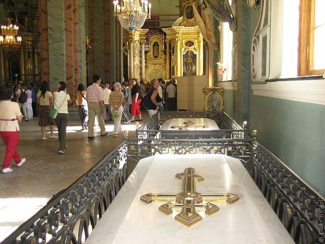 Петропавловский собор фото 10