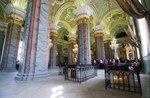 Петропавловский собор фото 11
