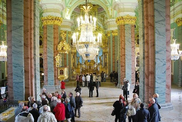 Петропавловский собор фото 12