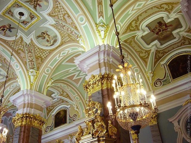 Петропавловский собор фото 13