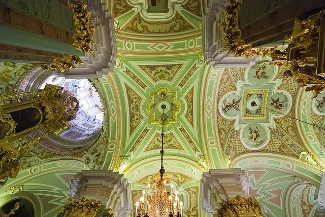 Петропавловский собор фото 14