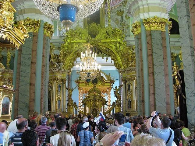 Петропавловский собор фото 15