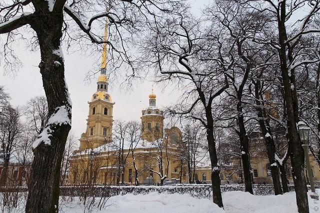 Петропавловский собор фото 16
