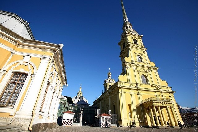 Петропавловский собор фото 17