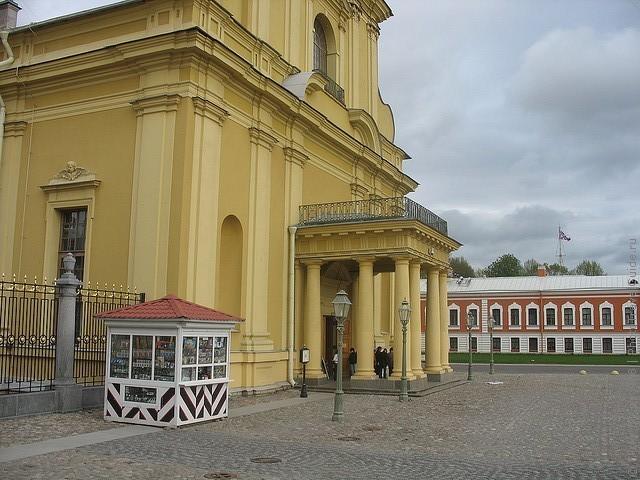Петропавловский собор фото 18