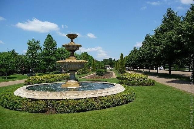 Claremont park wedding