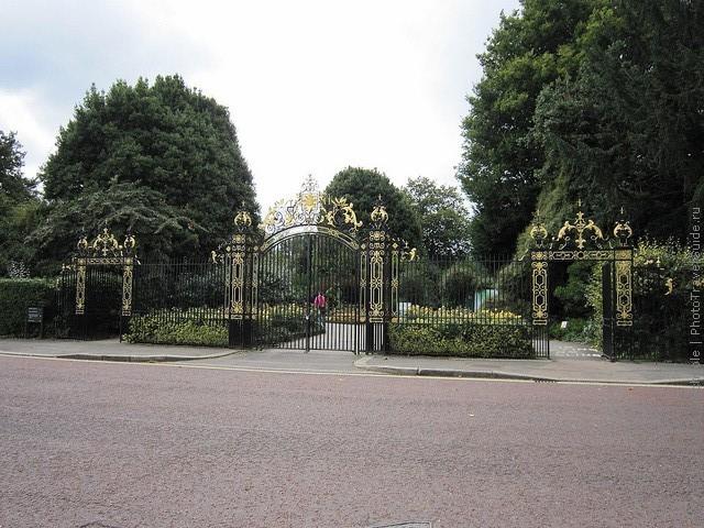 Риджентс-парк 15