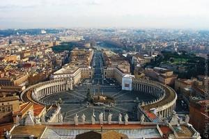 Город Рим, Италия.