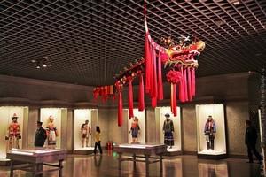 Шанхайский музей в Китае