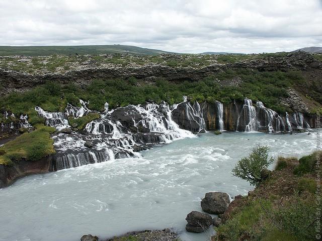Водопад Храунфоссар 02