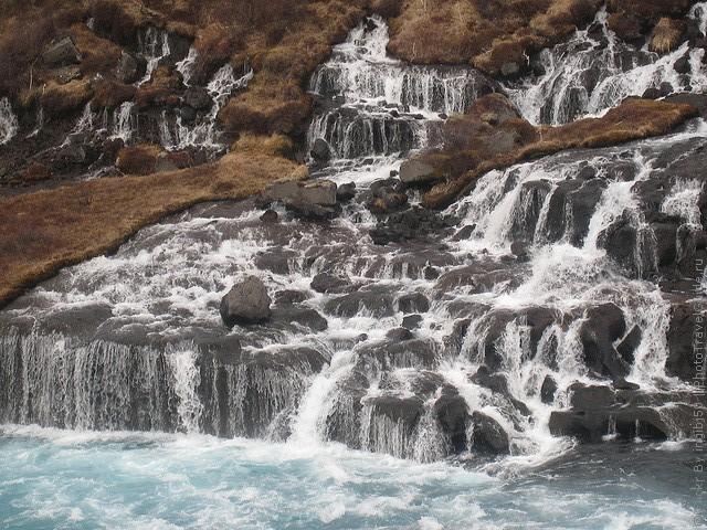 Водопад Храунфоссар 07