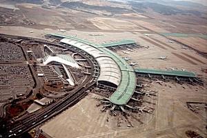 Международный аэропорт Инчхон, Южная Корея.