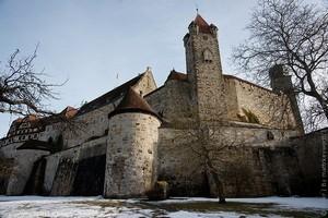 Крепость Фесте Кобург, Германия.