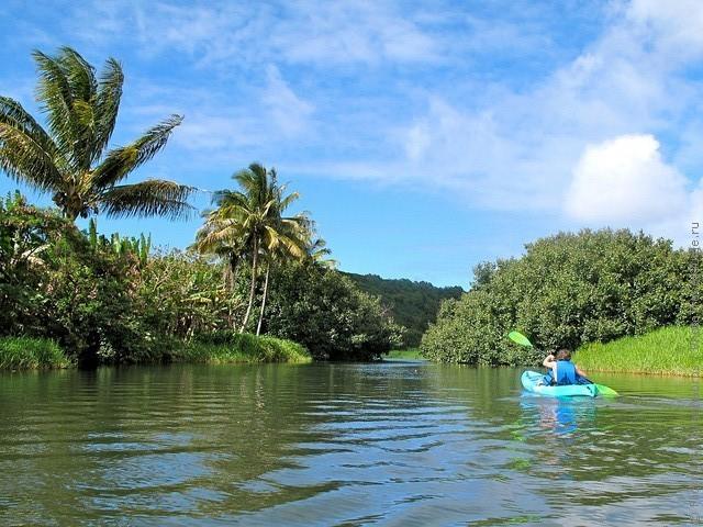 Топ – 10. найкрасивіші річки світу