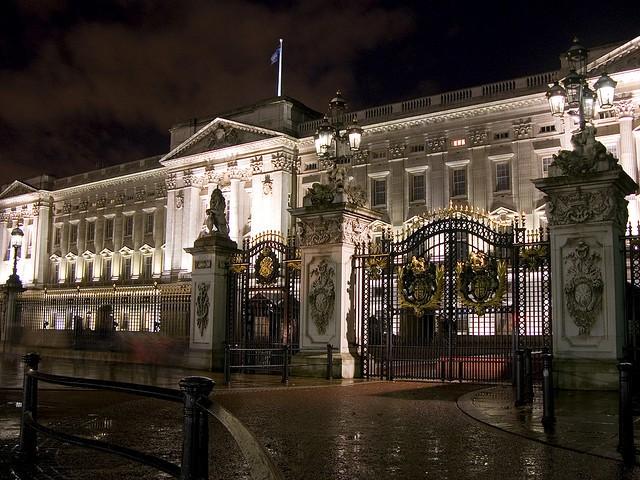Букингемский дворец 19