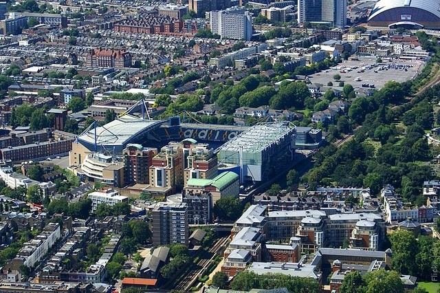 Стадион стэмфорд бридж лондон англия