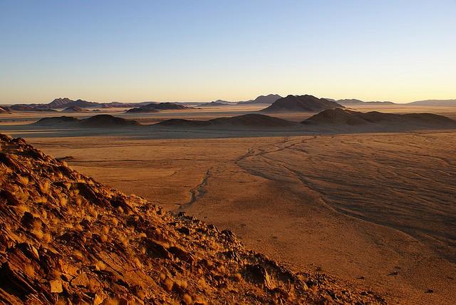 Национальный парк намиб науклюфт