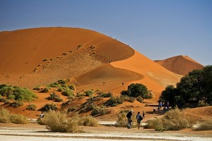 Намиб-Науклюфт, Намибия