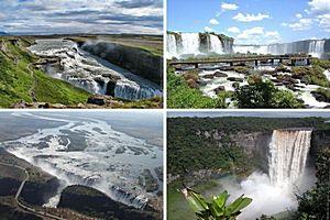 Самые красивые водопады мира.