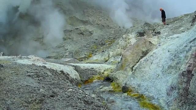 Путешествие к вулкану Уайт-Айленд 3