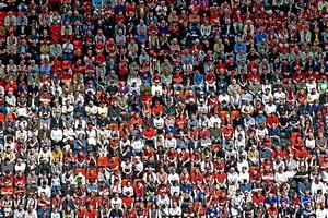Стадион Бай Арена, Леверкузен, Германия.